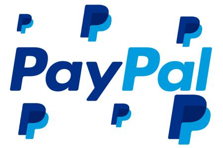 Paypal Zahlung jetzt verfügbar!