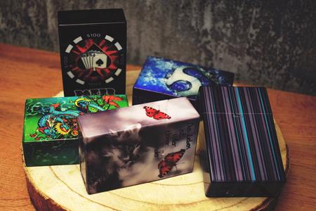 NEU im Shop - Stylische Zigarettenboxen & -etuis!