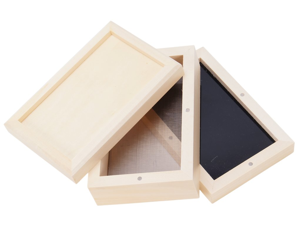 Storage Box with Screen