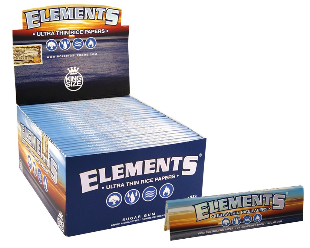 Elements Papers King Size