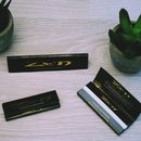 Zen Papers Black 1 1/4