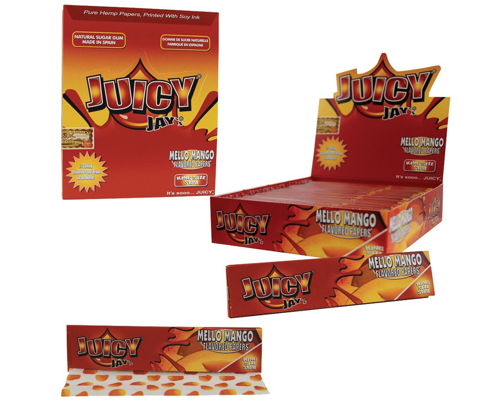 Juicy Jay´s King Size Slim Mango