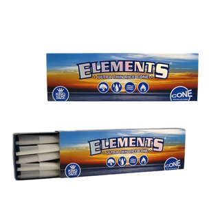 Elements vorgerollte Cones King Size - 40er Pack