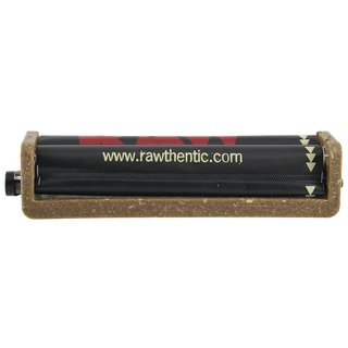 RAW Hemp Plastic Cigarette Roller adjustable 110mm
