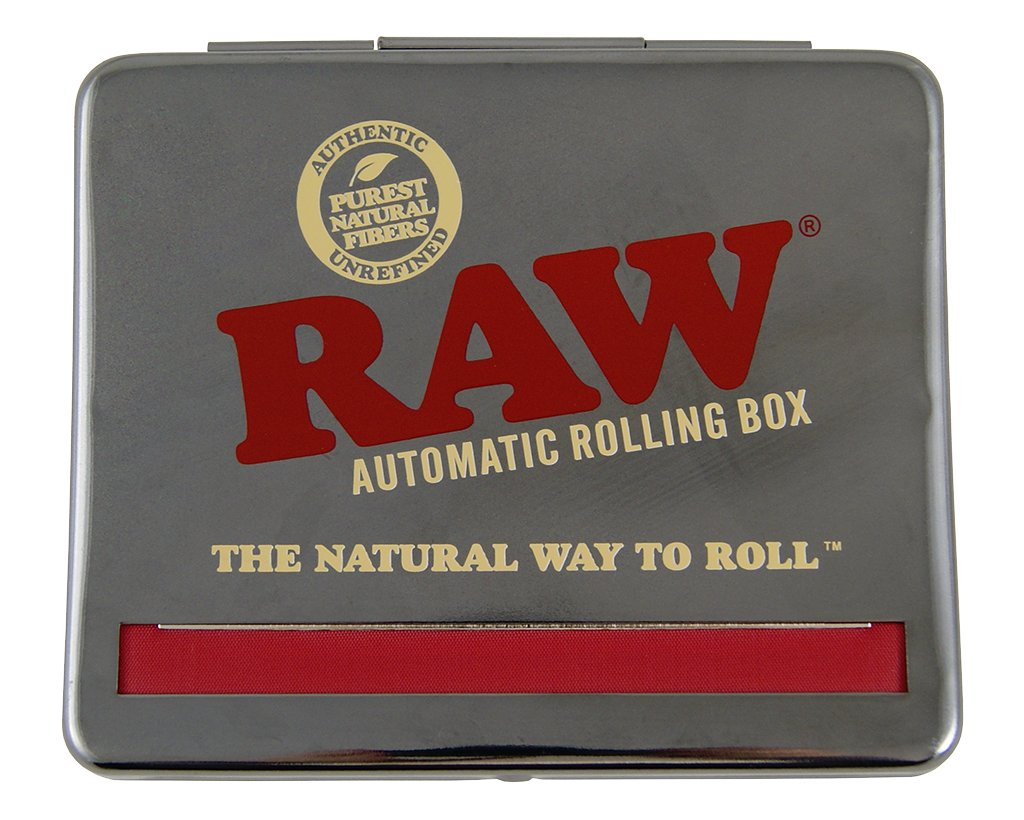 Raw Automatic Cigarette Roll Box 110mm
