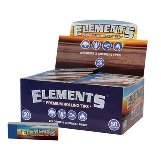 Elements Filter Tips Slim