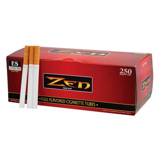 Zen Filterhülsen Full Flavor 84mm 250er Pack