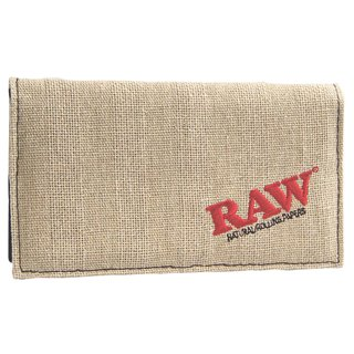 Raw Smokers Wallet for Papers and Tobacco