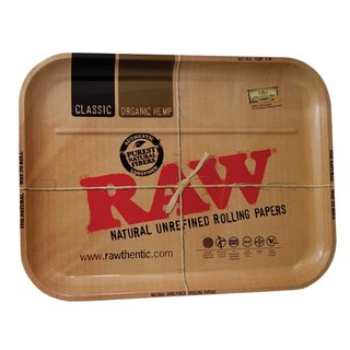 Raw Rolling Tray RAW Large 50,5 x 38,5cm