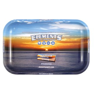 Elements Metal Rolling Tray Small 27,5 x 17,5cm