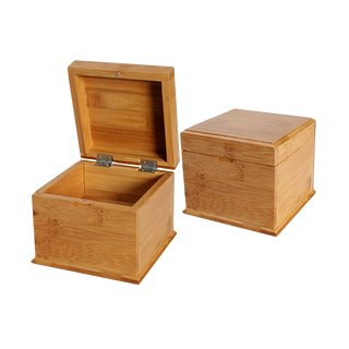 Storage Box with secret Tray