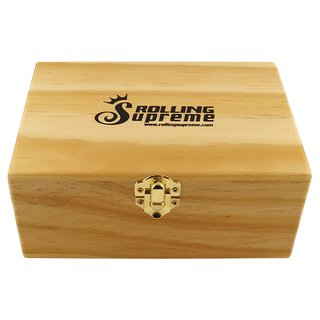 Rolling Supreme Holzbox Rolling Tray Medium