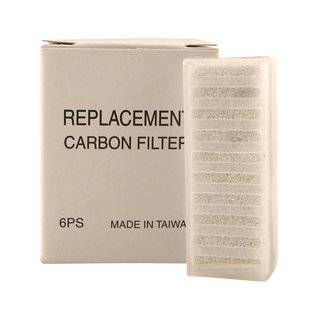 Replacement Carbon Filters for Smokeless Ashtray
