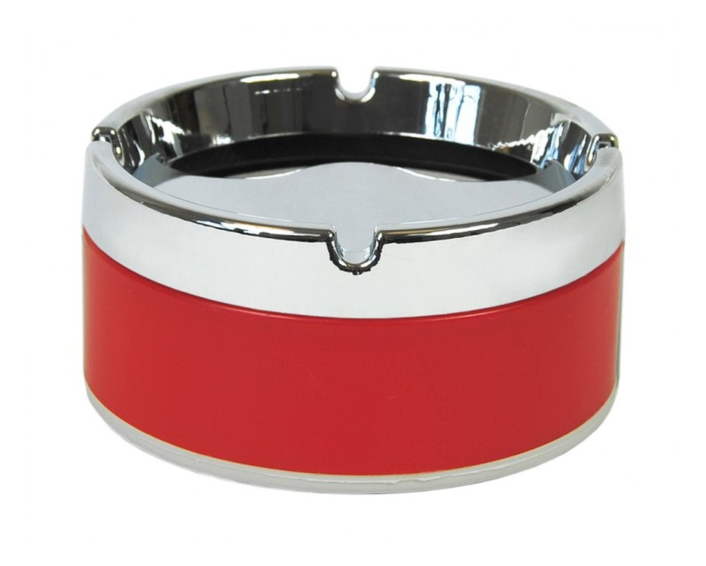 Red Ashtray 10cm
