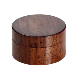 Rosewood Grinder smooth 33mm