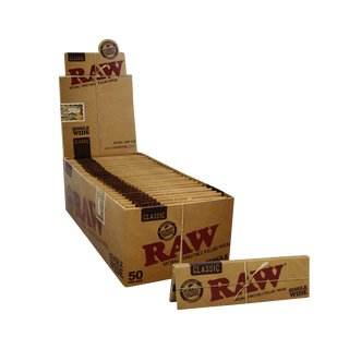 Raw Classic Papers Regular - 25 booklets