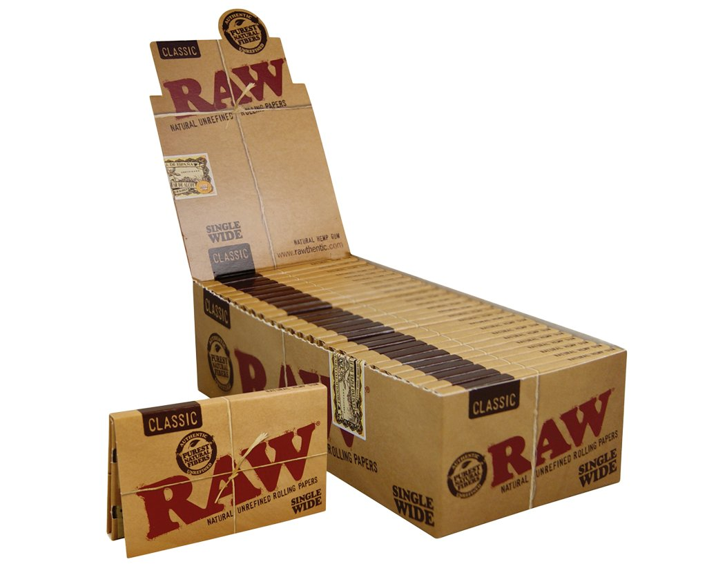 Raw Classic Papers Regular 100er - 2 Boxen