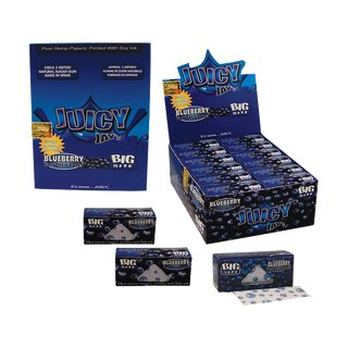 Juicy Jay´s Rolls King Size Blueberry - 6 packages