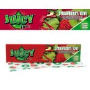 Juicy Jay´s King Size Slim Strawberry-Kiwi - 6 Heftchen