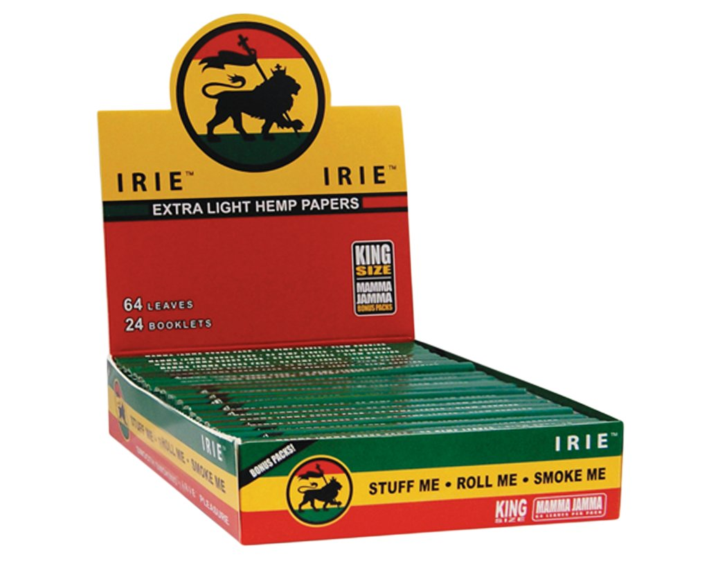 Irie Rasta Papers King Size