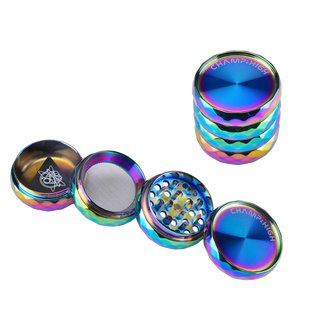 Champ High Diamond Alu Grinder 4-part 42mm