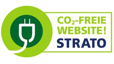 Strato CO2 freie Website